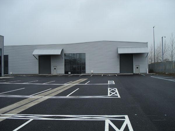 Architects Meath Warehouse Units